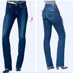 "7 For All Mankind the""Boot Cut"" Jean"